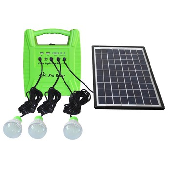 Ocean Solar Popular Solar Energy Products DS0307 Solar Lighting Kits