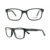Italian brand mens women acetate frame optical glasses eyewear eyeglass