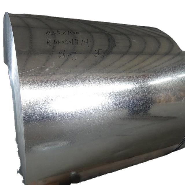 Оцинкованные Стальные катушки Z90, холодный рулон с цинковым покрытием, холоднокатаный рулон с цинковым покрытием, катушка из стали gi и Прорезная катушка