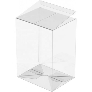 action figure protectors UV scratch resistant pop protectors D-lock clear plastic box for funko pop
