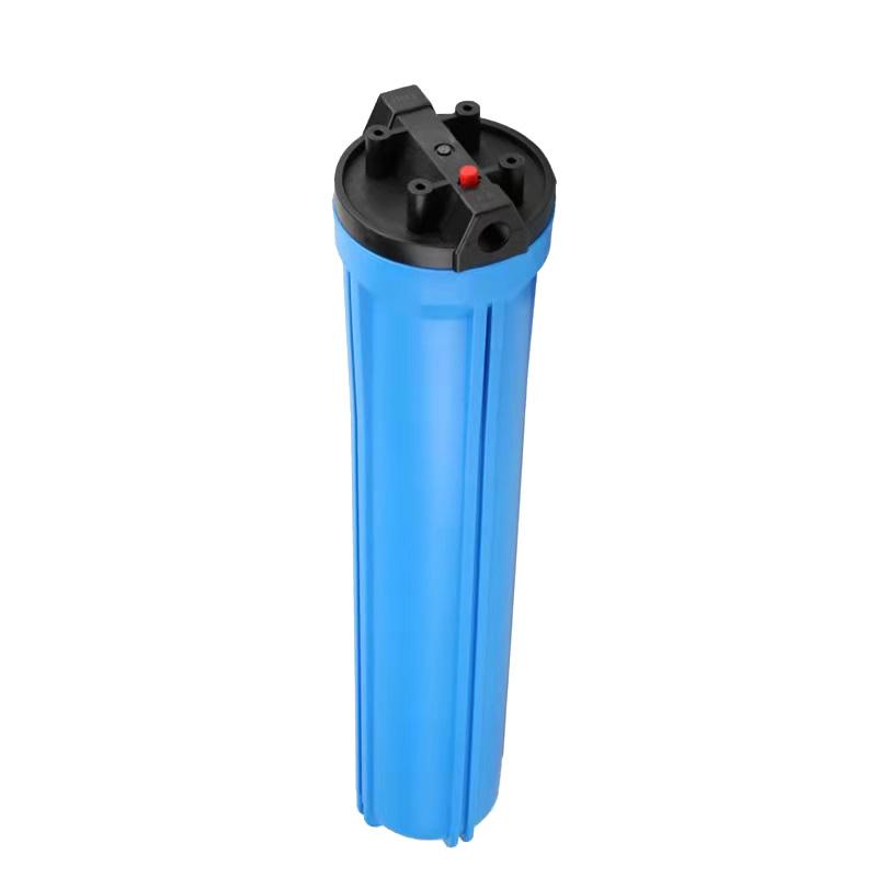 Большая синяя система фильтрации воды Nobana, предварительно закрытый фильтр для воды