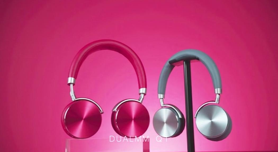 새로운 항공 소음 제거 이어폰 머리띠 헤드폰 무선 게임 헤드셋