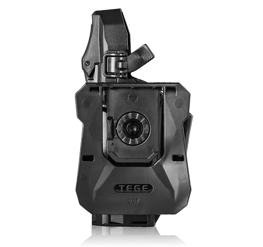 TEGE 2021 новый выпуск Легкий уровень 3 Duty кобура для Sig Sauer sp2022 с креплением для весла 360 градусов Вращение регулируется
