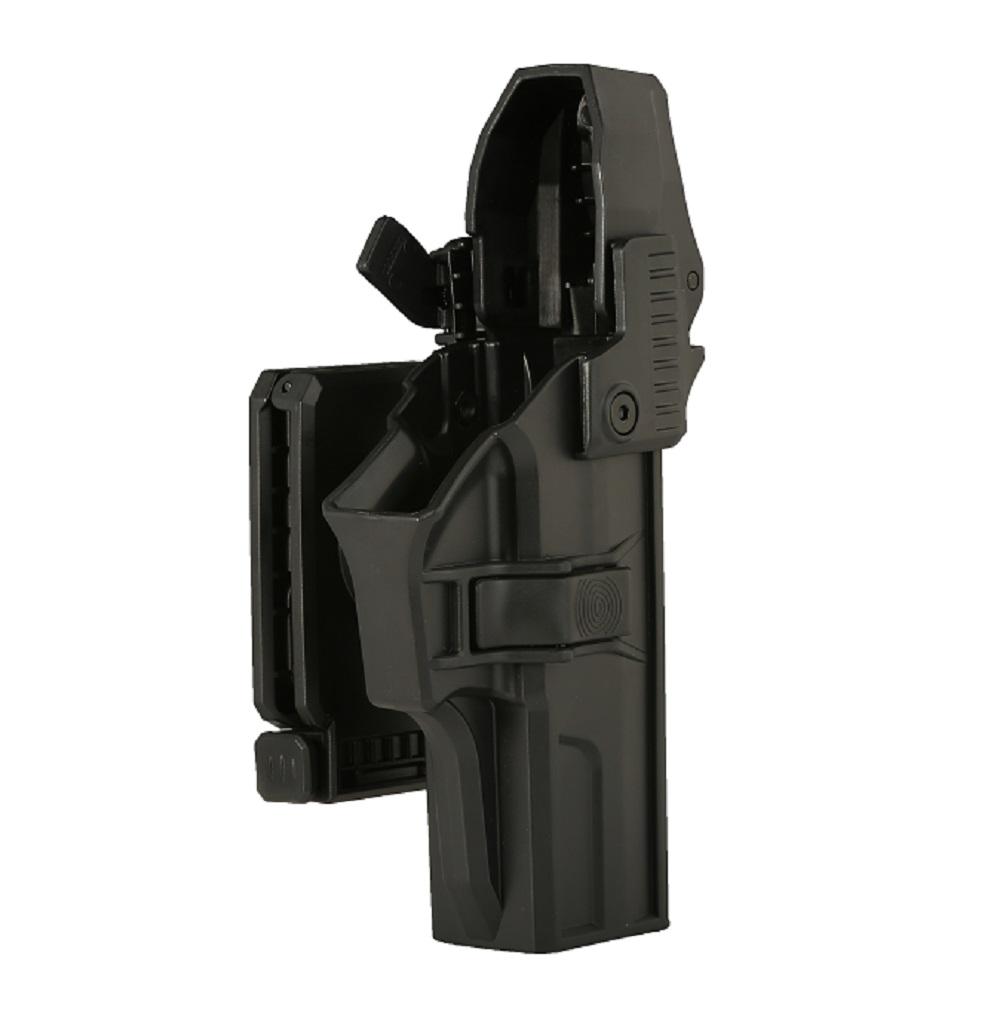TEGE хит продаж, универсальная кобура для правоохранительных органов, Полимерная Кобура, sig sauer sp2022, кобура с двумя зажимами для ремня