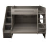 Bunk bed, stair storage, and drawer