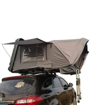 4 Person 4x4 Automatic SUV Car Hard Shell Roof Top Tent For Camping