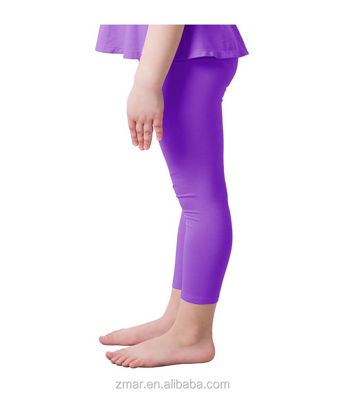 Китайская Фабрика оптовая продажа органические полной длины детские штаны, детские штаны, леггинсы для девочек, тянущиеся колготки, детские леггинсы
