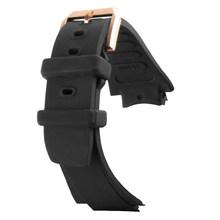 Водонепроницаемый силиконовый резиновый ремешок для часов IWC, 26*16 мм, автоматический мужской ремешок для часов океана IW354807 IW353804, черный с ин...(Китай)