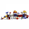 5501L extra larga de los niños al aire libre juegos al aire libre suelo 1200*310*380cm