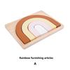 Rainbow furnishing articles/A