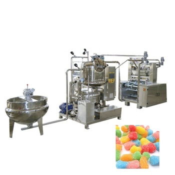 Turkish Delight Gummy Candy Machine/Jelly Candy Production Line