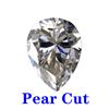 Pear cut