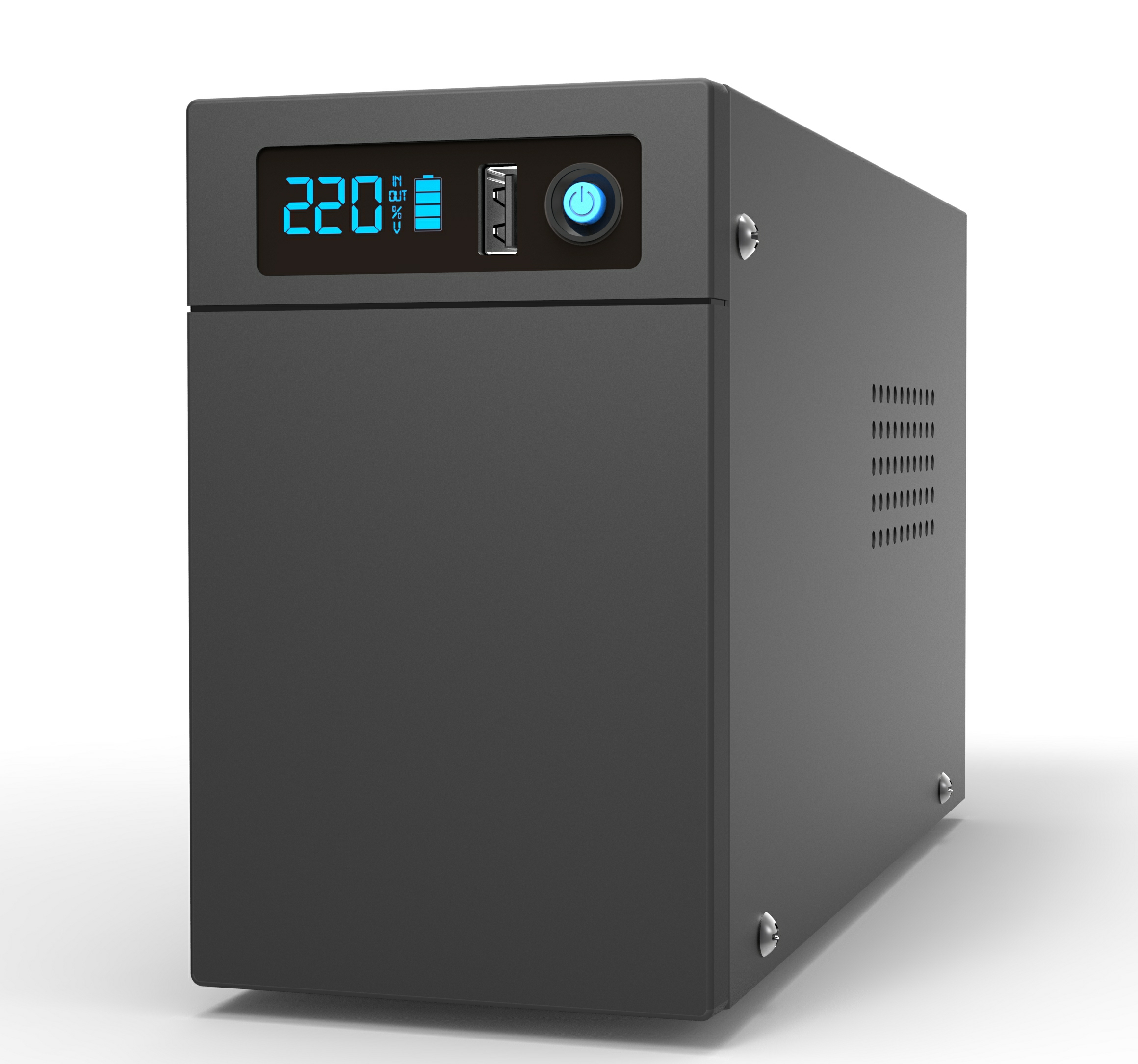 600V UPS with USB