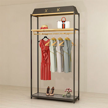 Wholesale Commercial Grade Apparel Retail Store Fixture Boutique Clothes Display Furniture For Sale
