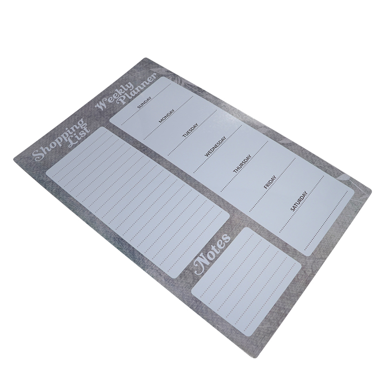 Soft Magnet Magnetic Calendar For Refrigerator For Monthly - Yola WhiteBoard | szyola.net