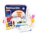 Educational Toy Educational Kits Physics LFDIY6051 Science Magic Experiment Kits Educational Learning Physical Chemistry Toy For Kids