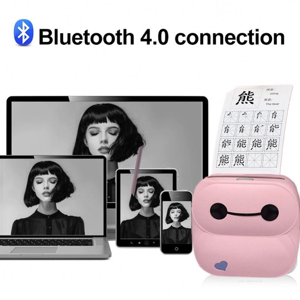 58mm Smart Wireless Phone Photo Printer WiFi Portable Mini Photo Printer