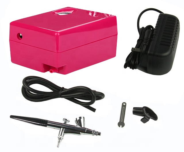 Hot Sale 0.4mm Single Action Airbrush Sprayer Tool for Makeup Cosmetic Air Brush