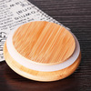 bamboo lid without hole