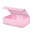 Wedding Gift Eco Friendly Pink Multi Color Custom Luxury Magnetic Bridesmaid Wedding Packaging Gift Paper Boxes