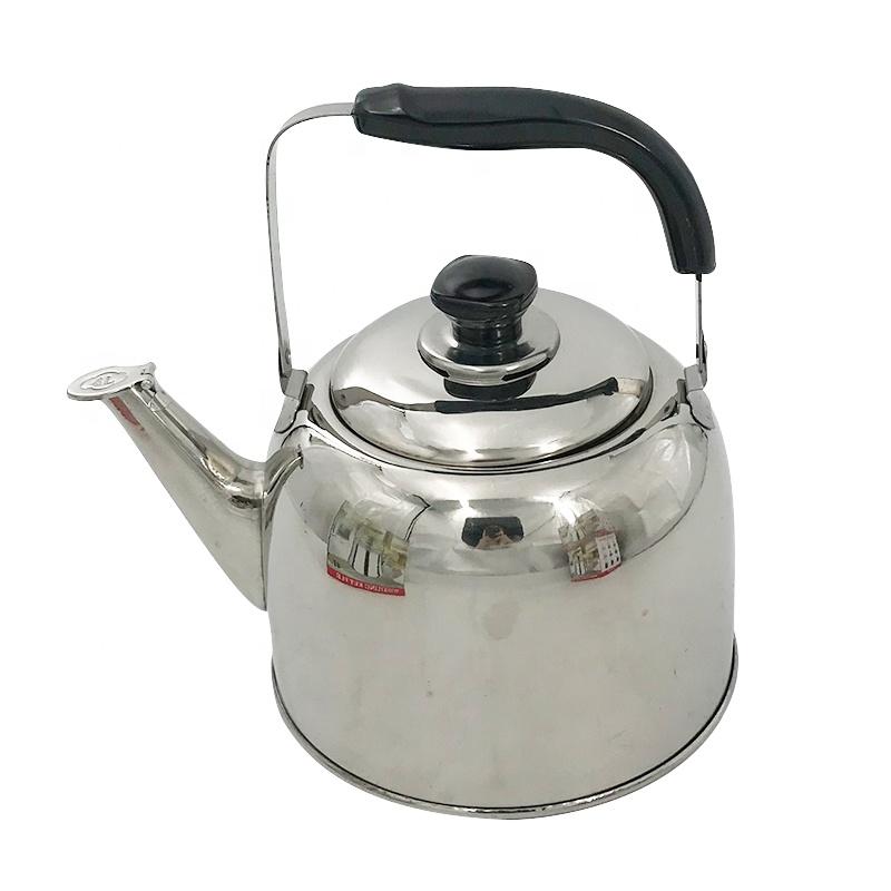Hot water cooking kettle stainless steel food grade water tea kettle
