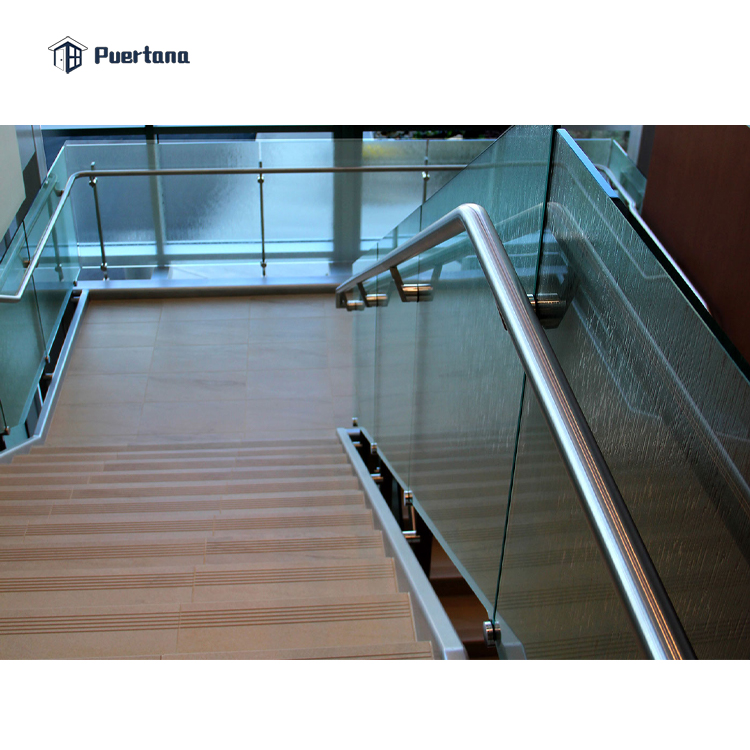 Уличный современный Балконный защитный дом веранда гриль металлическая ручная лестничная проволока перила дизайн перил