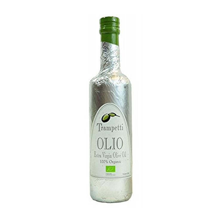 Green Erbal And Bitter Organic Italian Extra Virgin Olive Oil