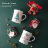 Natal mug keramik