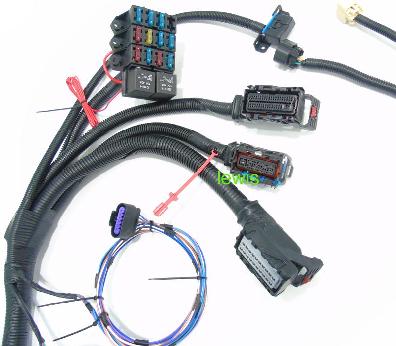 Ls3 Standalone Wiring Harness For Gm Gmc Corvette - Ls Ls1 Ls2 Ls3 Vortec  Car Trucks Engine Wire Harness Swap Factory - Buy Ls3 Harness,Ls1 Ls2 Ls3, Ls3 Standalone Wiring Harness For GmAlibaba.com