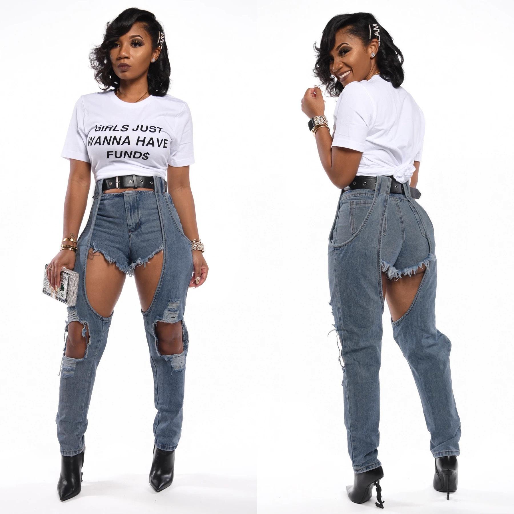 Wy6642 Pantalones Vaqueros Con Diseno Italiano Para Hombre Y Mujer Vaqueros Largos Calados De Retales Con Agujeros A La Moda Buy Vaqueros Mujer Jeans Pantalones Nuevo Estilo Largo Jeans Product On Alibaba Com