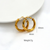 30mm-gold color