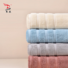Cotton Jacuard Towel Jacquard Large Designer Bath Towels Luxary Organic Cotton King Size Large Jacuard Bath Towel Clearance