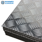 Plate Plate 5052 Aluminum Sheet Plate Embossed Aluminium Diamond Sheet 1060 3003 5052 5754 Tread Aluminum Checker Plate