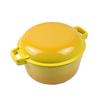 enamel yellow