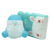 Hot Sale High Absorbent Nappies Disposable Baby, Spunbond Small Pearl N.W. Top Sheet Skin Friendly Baby Diapers Disposable Nappy