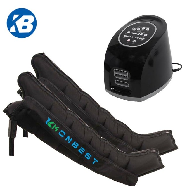 Pressotherapy Air Pressure Compression Legs Foot Massager Machines for Sports Recovery boots