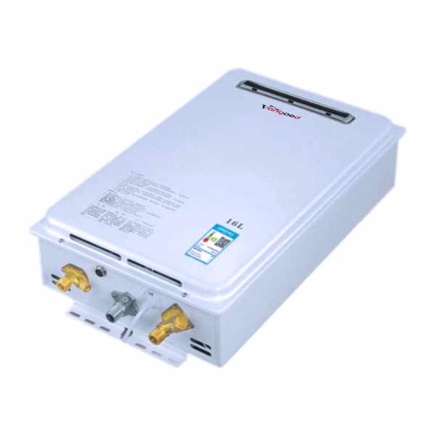 Настенный пропанный мгновенный проводной контроллер для сауны, гейзерный бойлер, наружный внешний газовый водонагреватель