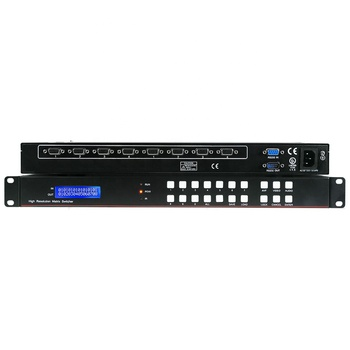 ETV 4 in 4 output VGA Matrix switcher 4x4
