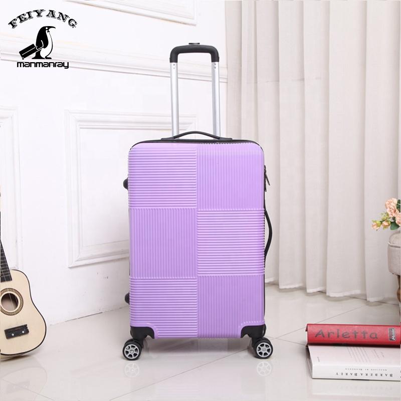 Красочный дизайн, наборы чемоданов, сумки для путешествий, Жесткий чемодан
