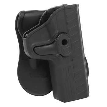 Tactical Pistol Holster Rotates 360 Degrees Right Hand Belt Loop Paddle Platform For S&W M&P 9MM Holster
