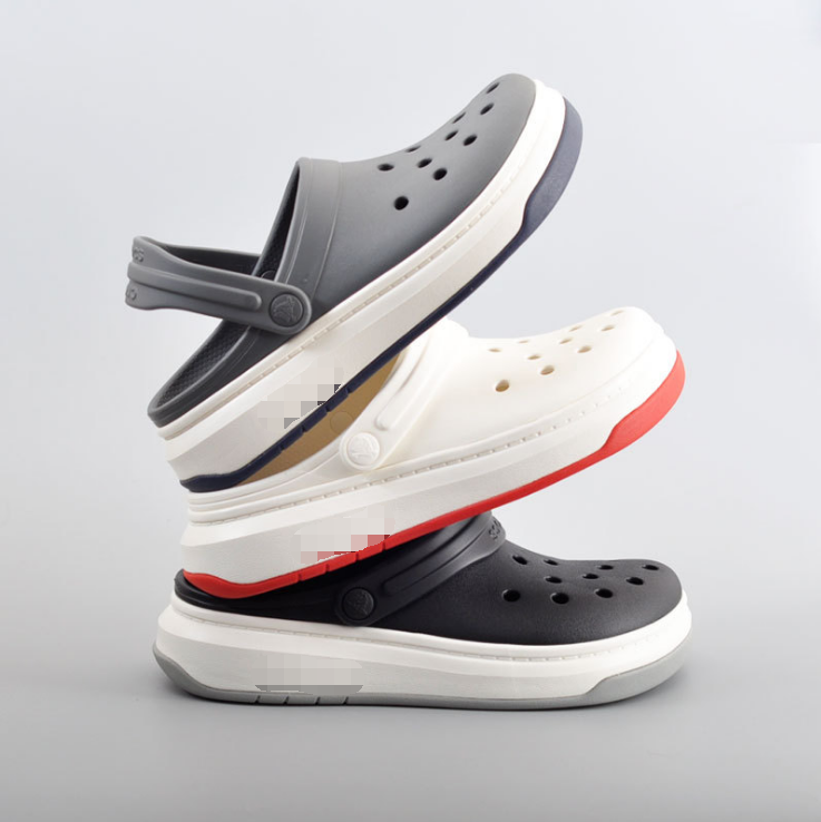 Dropshipping Service Unisex Height-increasing Shoes Thick-soled Slippers Full Force Beach Sandals