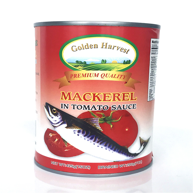 Консервированная скумбрия в рассоле/натуральном масле/томатном соусе