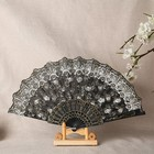 Plastic Fan 2020 Cross-Border New Products Plastic Hand Fan Japanese-Style Hand Fan Printing Hand Fan