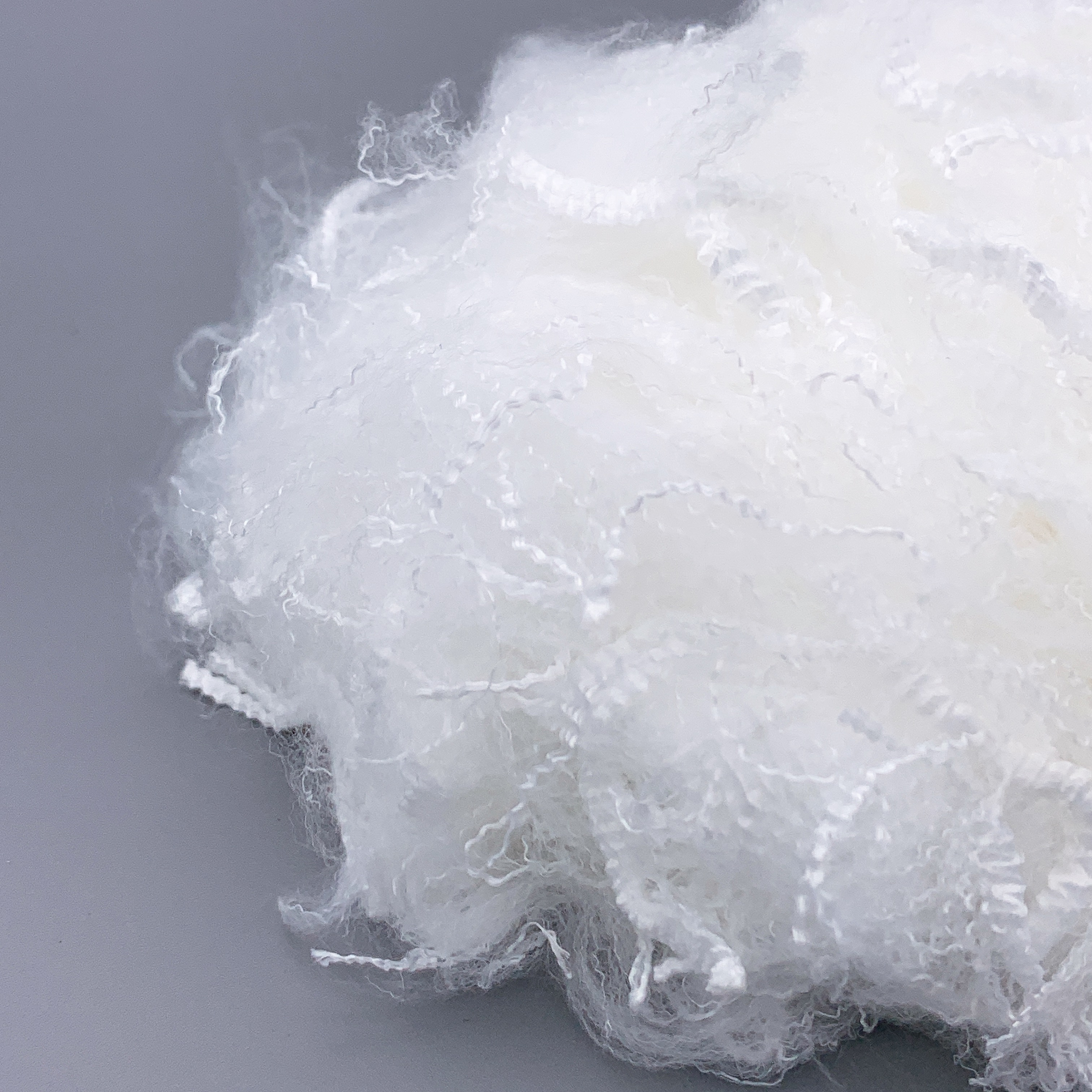 recycled 0.7D hollow Micro Fiber Polyester Staple Filling Material