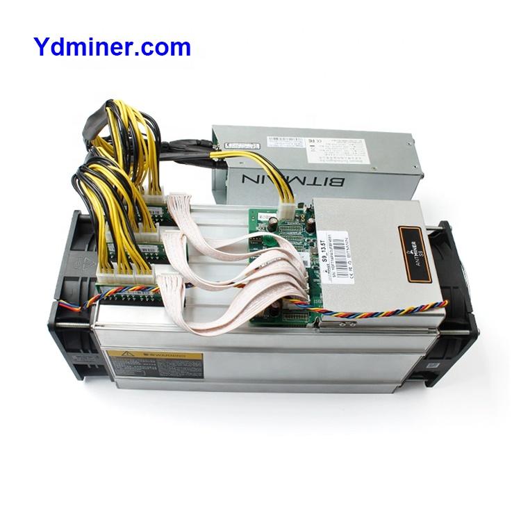 Second hand bitcoin miner antminer S9 used bitcoin mining machine S9I/S9J