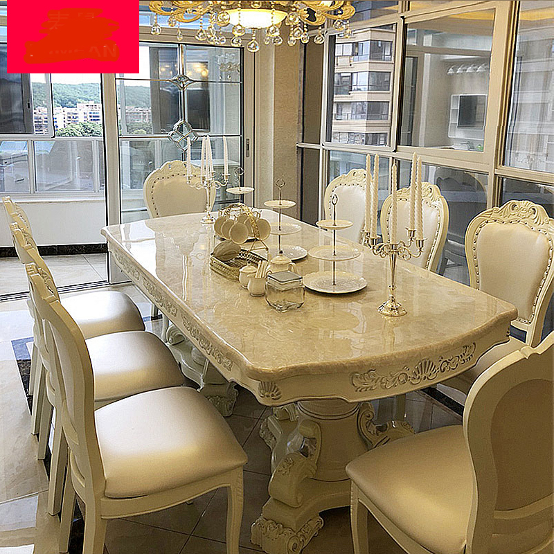 Rectangle Artificial Marble Dining Table Room Furniture Dining Table With Chair Sets Buy Marble Dining Table Sets Marble Dining Table With Chair Marble Table And Chair Set Product On Alibaba Com