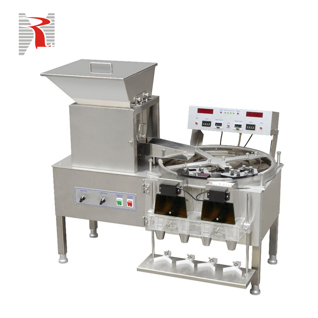 Outstanding Techniques Encapsulating Semi Pill Capsule Counting And Bottle Filling Machine
