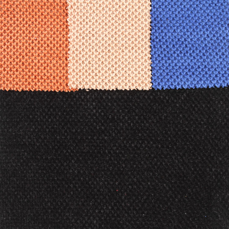 New products cheap knitted solid chenille fabric polyester for clothing