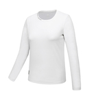 T-shirt Wholesale Customized Good Quality Casual Simple Long Sleeve T-shirt Plain Ladies