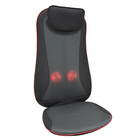 Vibrating Heat Seat Massage Shiatsu Massage Seat Cushion China Hot Selling Wholesale Vibrating Auto Back Heat Car Seat Cushion Full Body Shiatsu Massage Cu
